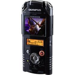 フルハイビジョン動画撮影機能付きのリニアPCMレコーダー「LS-20M」