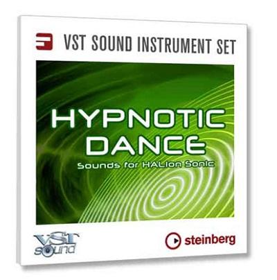 HALion Sonicの拡張サウンドライブラリー「Hypnotic Dance」