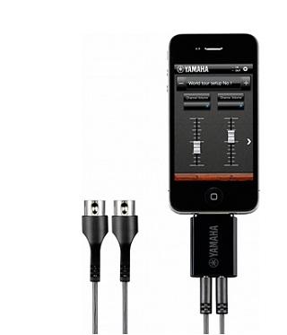 ヤマハのiPhone/iPod touch/iPad用MIDIインターフェース「i-MX1」と対応のアプリ7種