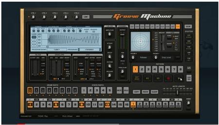 Image Lineからリズムマシン「Groove Machine」のパブリックベータ版が公開