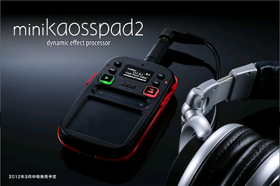 mini kaoss pad 2