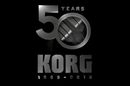 今年はKORGは50周年!何かが起きる!?