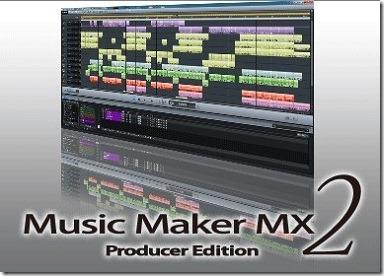MAGIXのDAW『Music Maker MX2 Producer Edition』が12月19日に発売、VOCALOID 3との連携も強化!