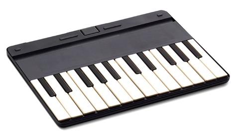 無線MIDIキーボード「C.24」